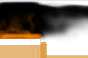 Simulation d'incendie